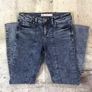 Asos denim cropped jeans